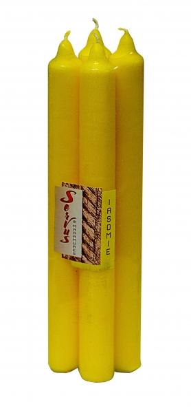 Set 4 Lumanari Parfumate IASOMIE, 22*220 mm 0