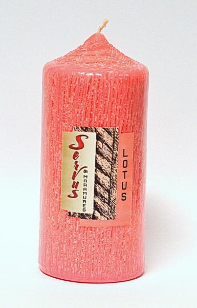 Lumanare Parfumata LOTUS , cilindru 130 mm 4