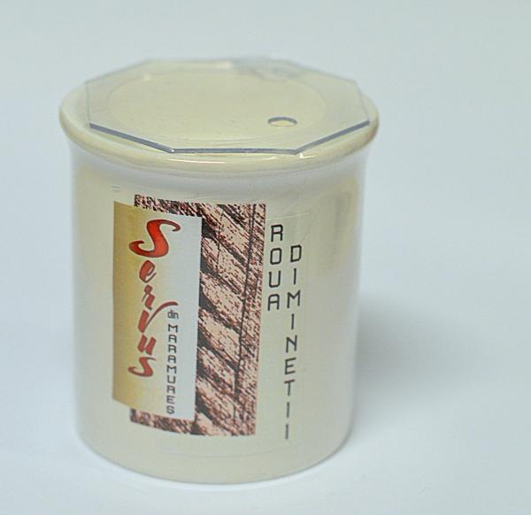 Lumanare Parfumata ROUA DIMINETII, cu 2 fitile din lemn 2