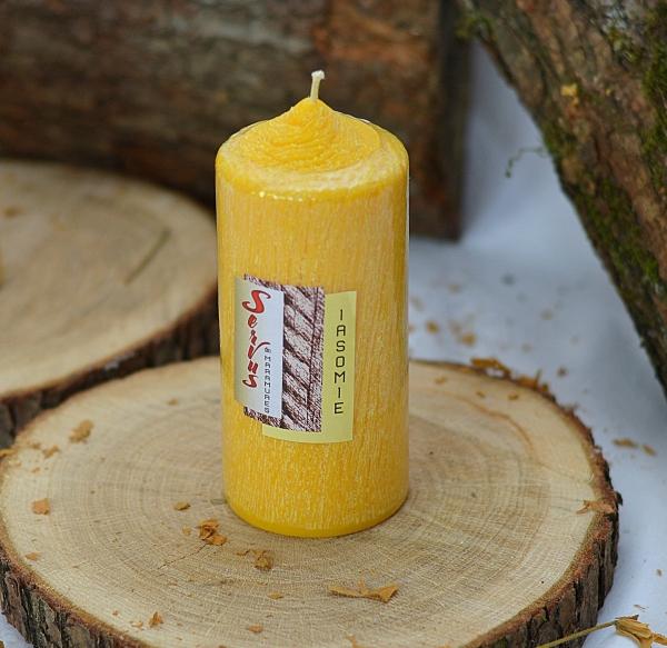 Lumanare Parfumata IASOMIE, cilindru 130 mm 2
