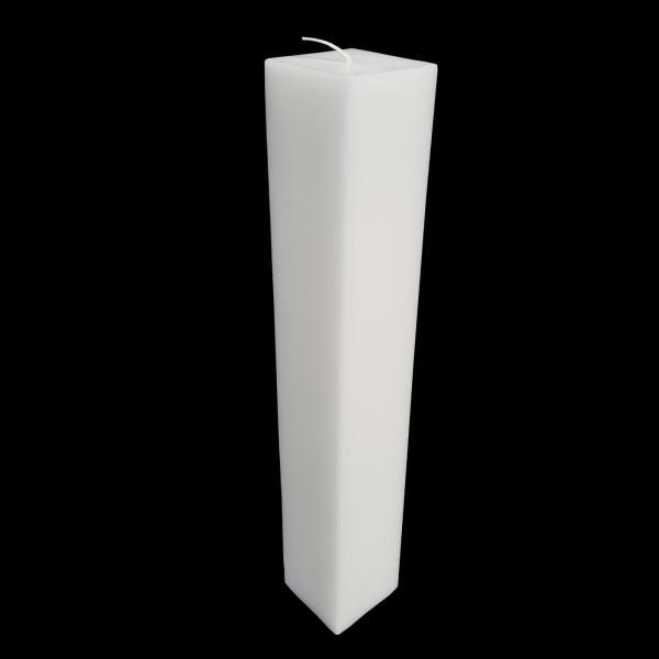 Set 2 Lumanari Nunta,model Patrat, H=40 cm / D= 5,5 cm 2
