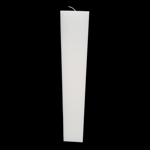 Set 2 Lumanari Nunta,model Patrat, H=35 cm / L= 5,5 cm 3
