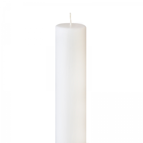 Bax 24 buc Lumanari Nunta , simple , H= 70 cm / D= 3,5 cm 1