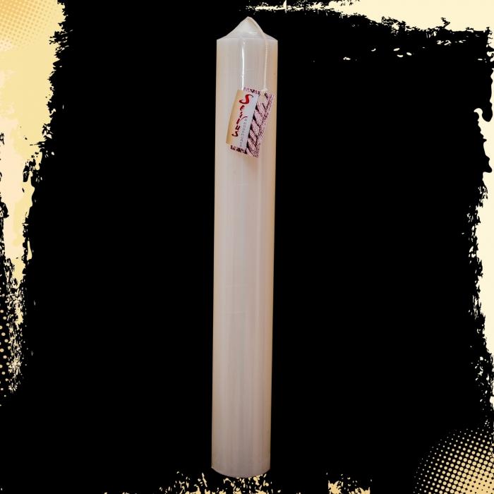 Lumanare Botez, H= 35 cm, D= 4,5 cm 2
