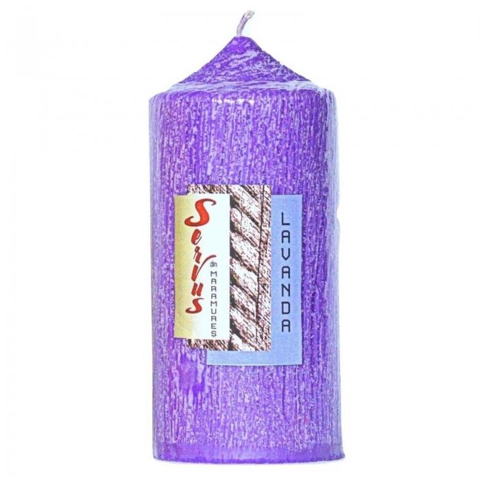 Lumanare Parfumata LAVANDA , cilindru 130 mm 0